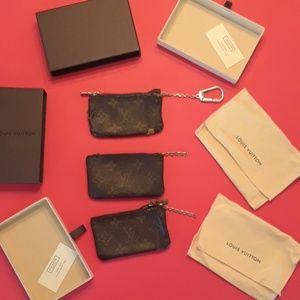 Louis Vuitton Key Pouches